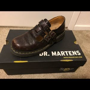Vintage Doc Martens: Mary Jane style.